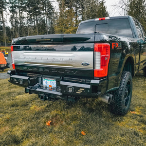Ford F250/F350 (2017-2020) Rear Bumper