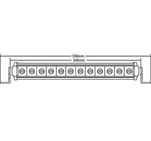 "Load image into Gallery viewer, Speed Demon Lights: 14"" Single Row Light Bar - SRS14"