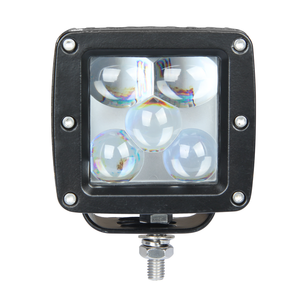 Speed Demon Lights: 525 Driving Light - DOT/SAE Compliant