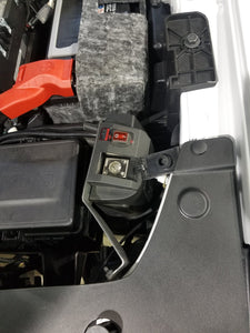 RAM / Smittybilt X20 Control Box Relocation Kit