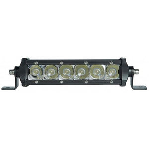 "Speed Demon Lights: 8"" Single Row Light Bar - SRS8"