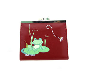 CP 0742 - FROG ( RED COLOR )