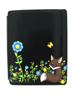 IP 0769 -  FOX ( FRONT SIDE PIC./BLACK COLOR )