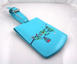 LT 0871 - FREE BIRD ( SKY BLUE COLOR )