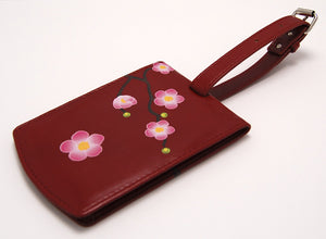 LT 1043 - CHERRY BLOSSOM ( DEEP RED COLOR )