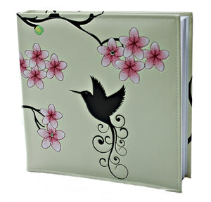 PHOT 0729 - HUMMINGBIRD ( BEIGE COLOR )