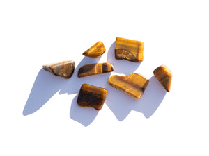 Tiger's Eye (Medium)