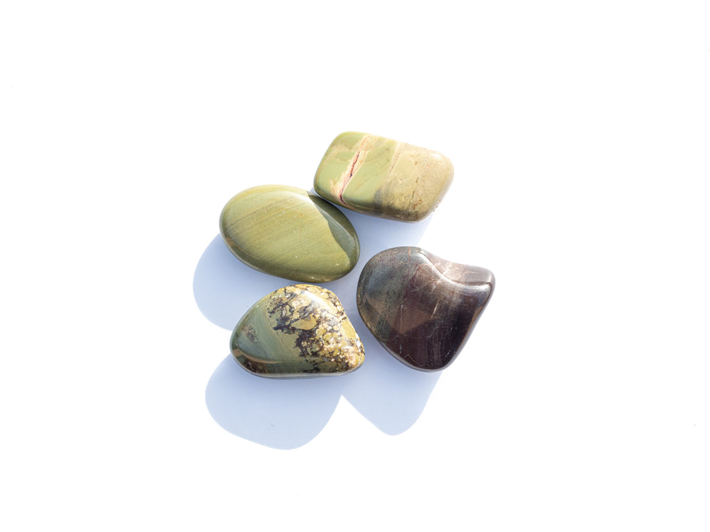 Green (Brown) Jasper (Extra Large)
