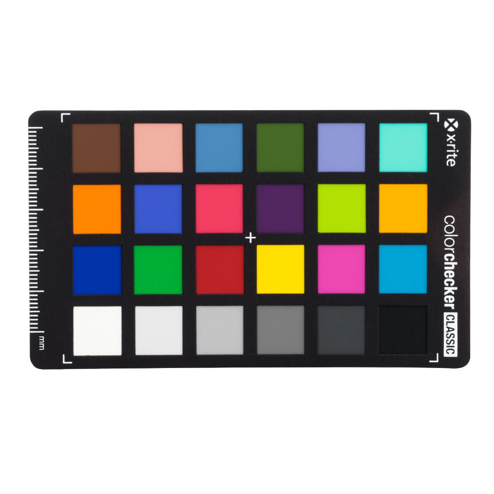 ColorChecker Classic Mini