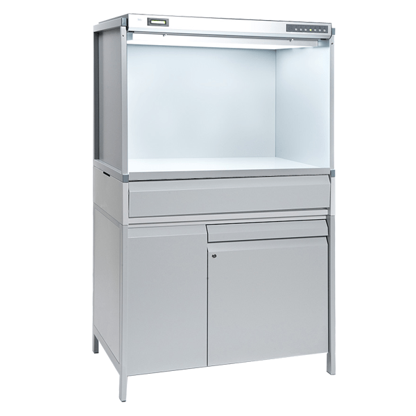 GTI CMB-3052 Storage Cabinet Light Booth