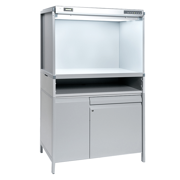 GTI CMB-2540 Storage Cabinet Light Booth