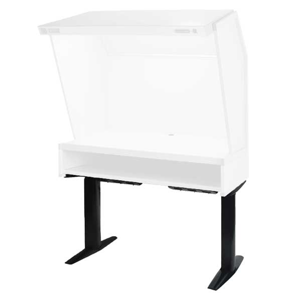 GTI EVS-3052 Floor Stand Light Booth