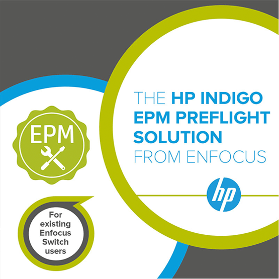 HP Indigo EPM Preflight Solution