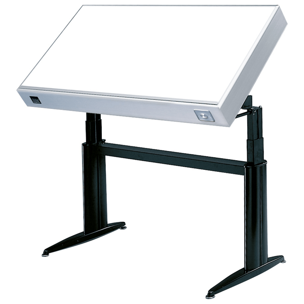 Just Normlicht Transparency Light Table Vario SV