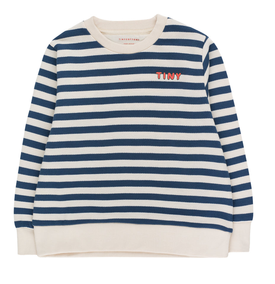 Tiny Sweatshirt cream/navy
