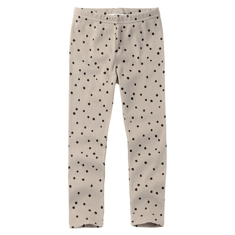 Rib Legging Dots