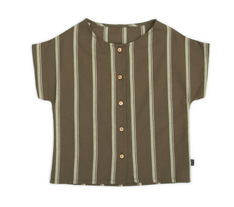 Forest Button Shirt