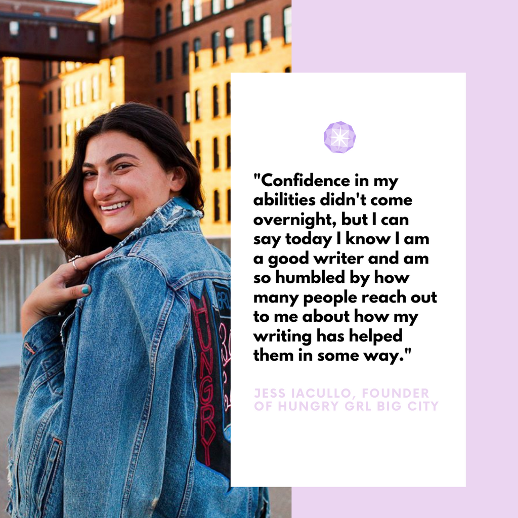 Following her Bliss: Jess Iacullo of Hungry Grl Big City