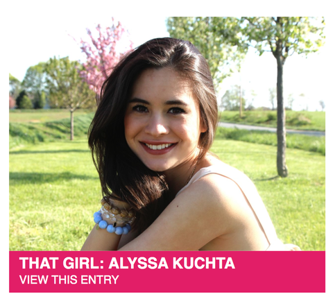 Our Founder is featured on I Am That Girl today!