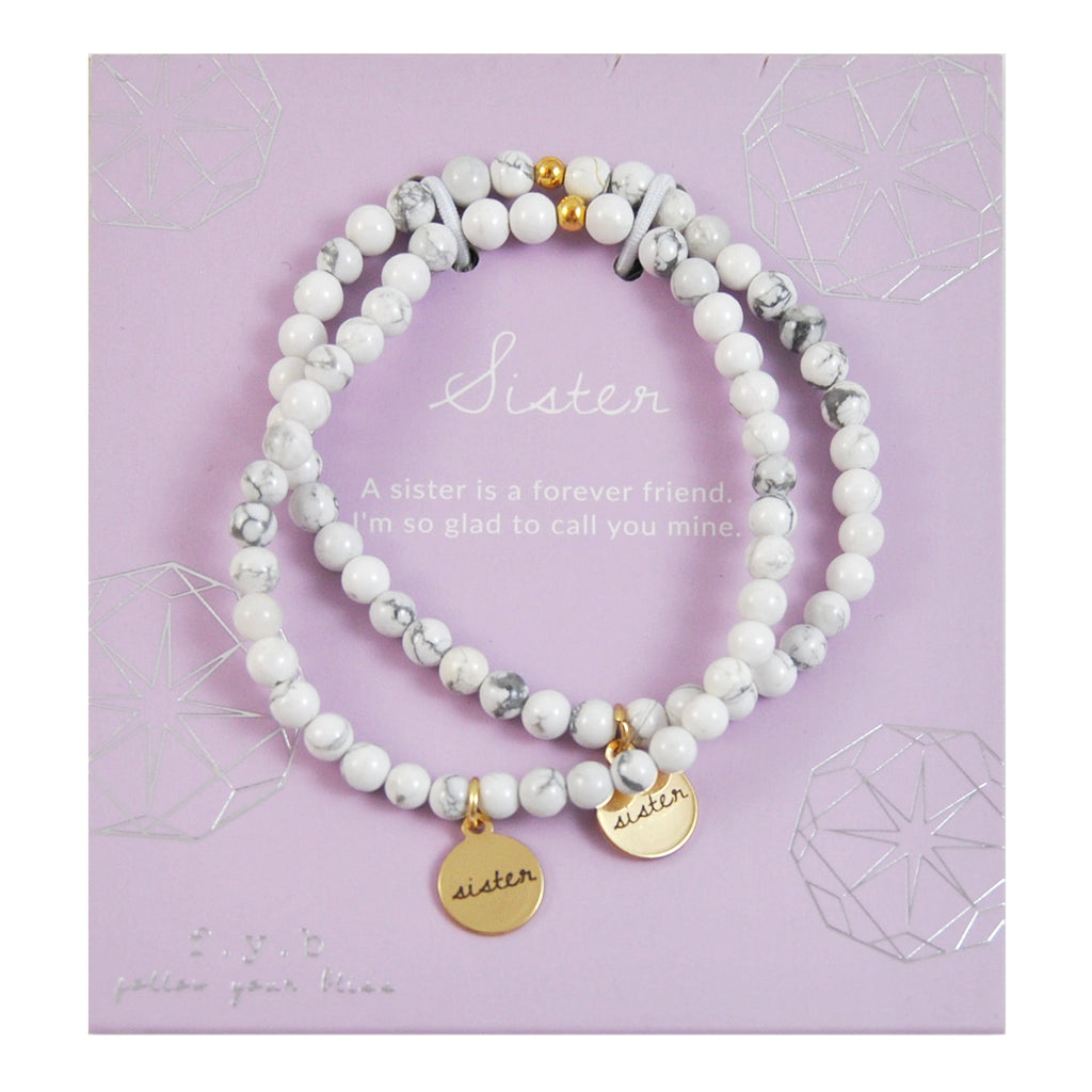 MINI HOWLITE SISTER SET - eff.Y.bee