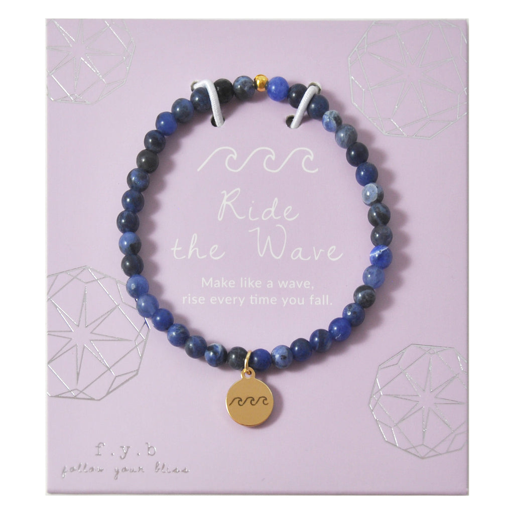 MINI SODALITE RIDE THE WAVE - eff.Y.bee