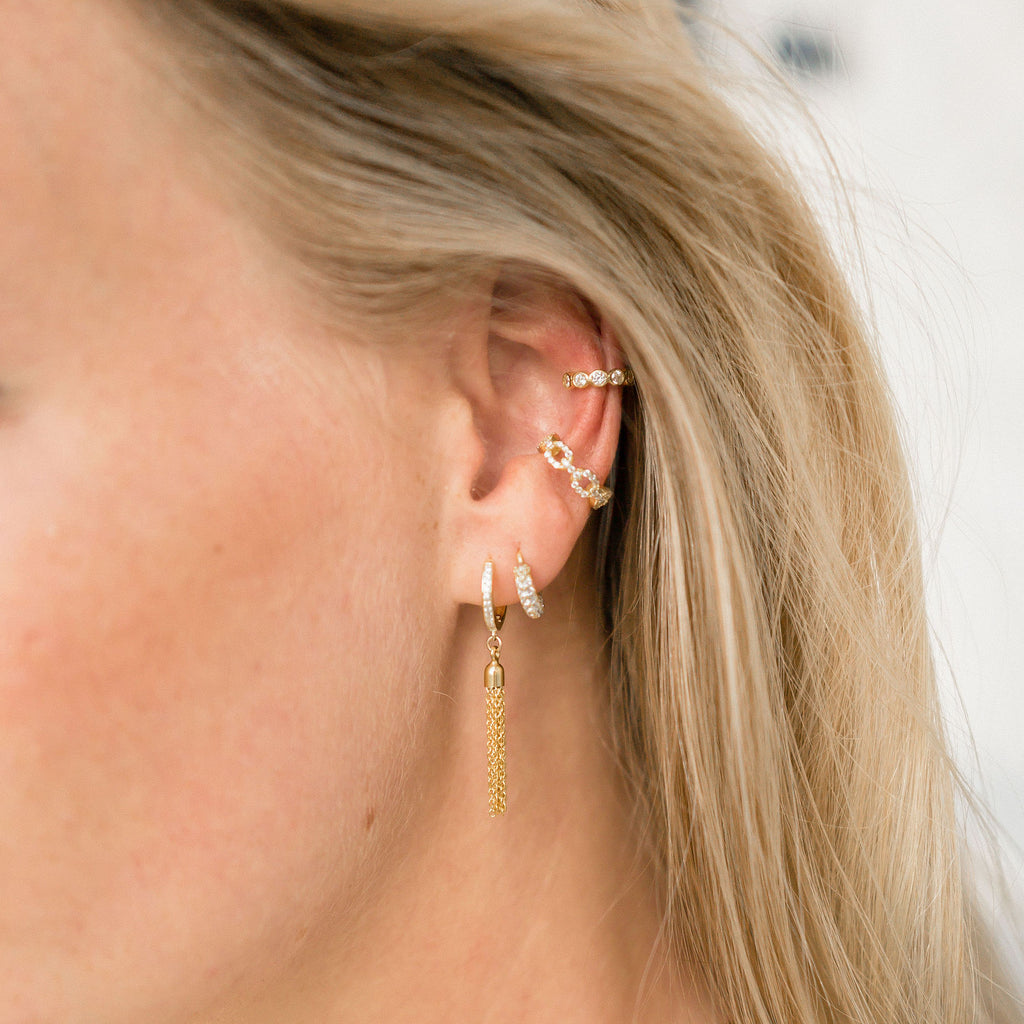 MAEVE EAR CUFF GOLD