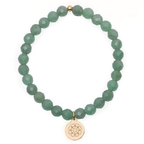 Customize Your Charm - Amazonite Luck Bliss Bracelet