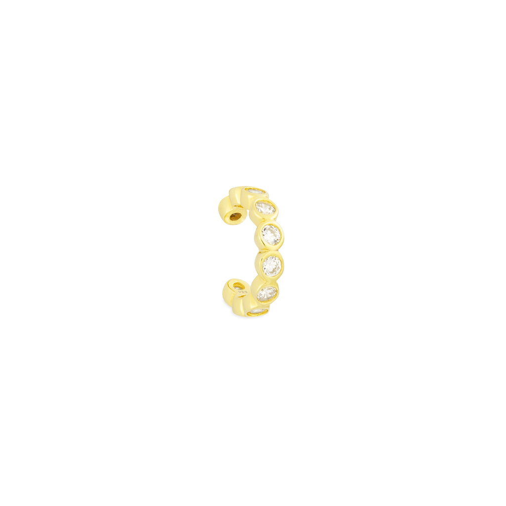 EMMELINE EAR CUFF GOLD