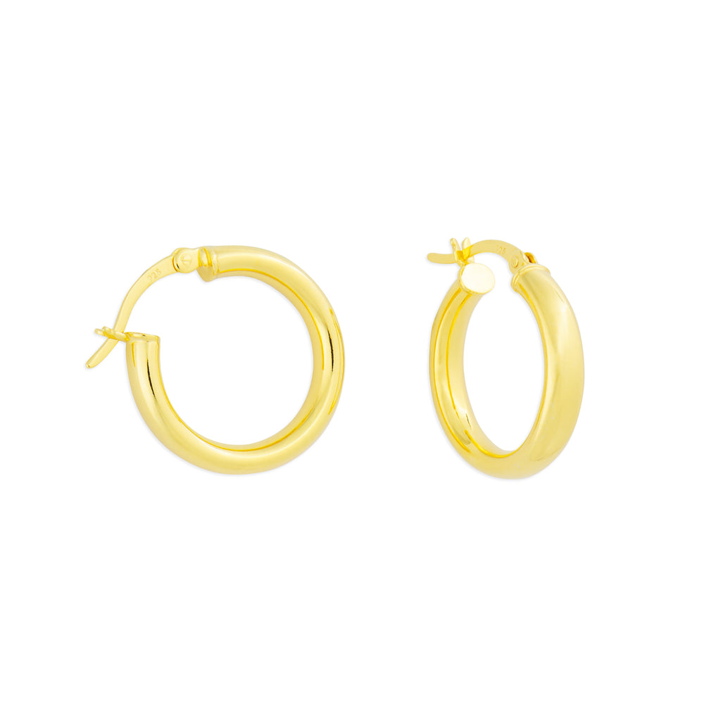 ISLA HOOPS GOLD