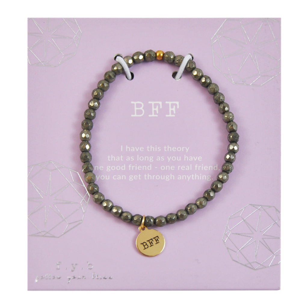 MINI PYRITE BFF - eff.Y.bee