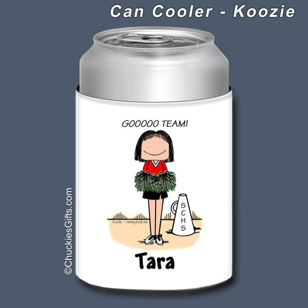 Cheerleader Can Cooler | Value Collection