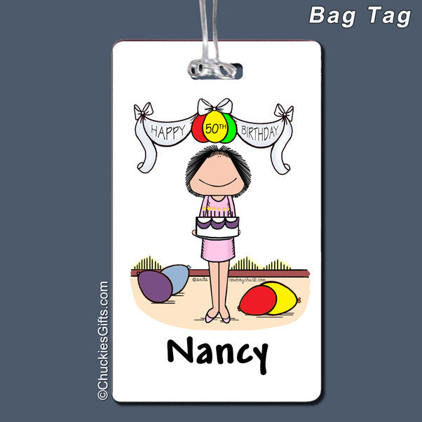Birthday Bag Tag | Value Collection