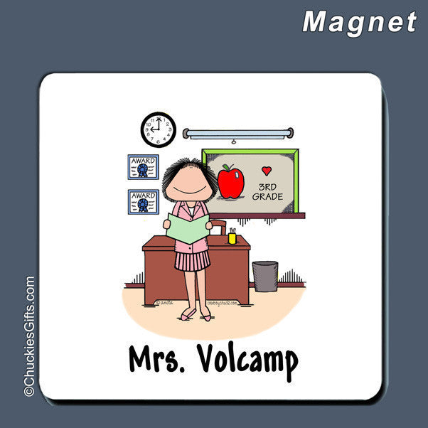Teacher Magnet | Value Collection