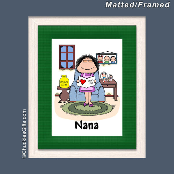 Grandmother Mat/Frame | Value Collection