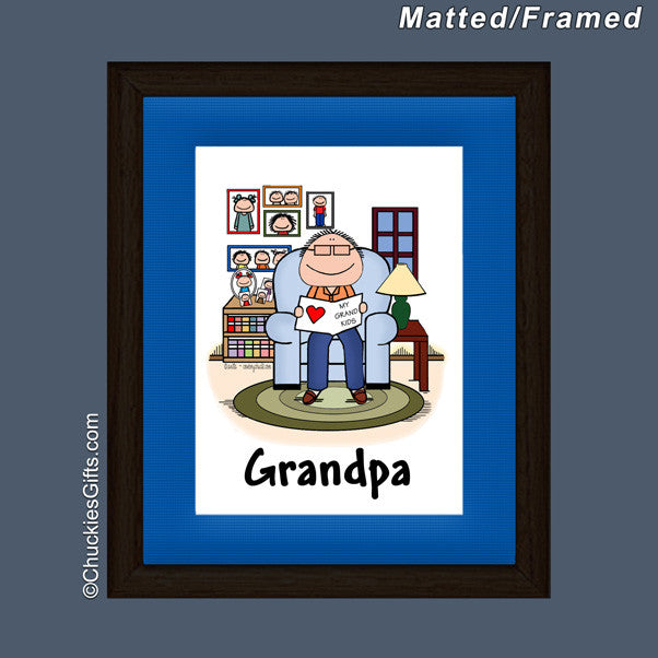 Grandfather Mat/Frame | Value Collection