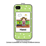 Gardening Phone Case Female - Personalized