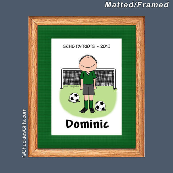 Soccer Mat/Frame | Value Collection