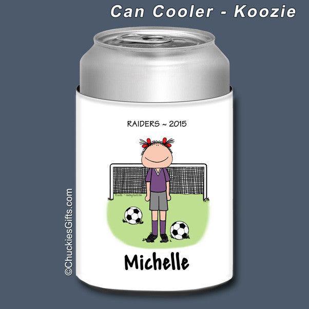 Soccer Can Cooler | Value Collection