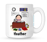 Student Mug Female Personalized