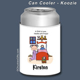 Prayers Can Cooler Female Personalized