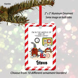 Those Days Office Ornament - Male Personalized Gift