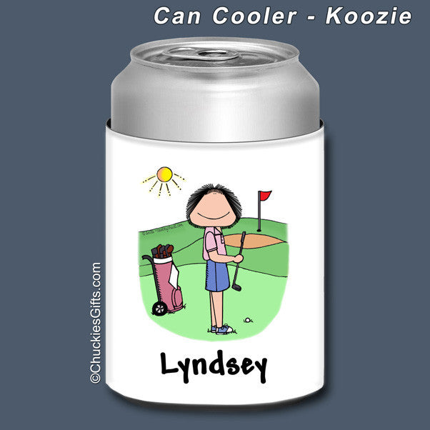 Golfer Can Cooler | Value Collection