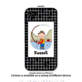 Fishing Phone Case Male - Personalized