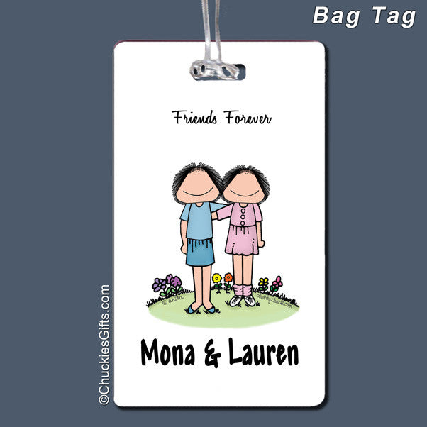 Friends Bag Tag | Value Collection