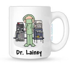 Operating Room Mug | Personalized Mug Surgeon- OR Nurse