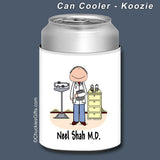 Doctor Can Cooler Male Personalized