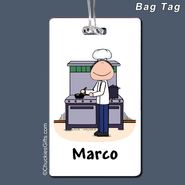 Chef Bag Tag | Value Collection