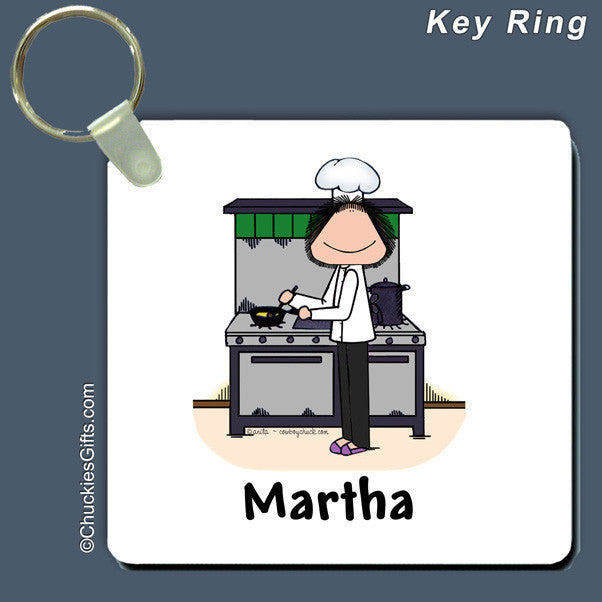 Chef Key Ring | Value Collection