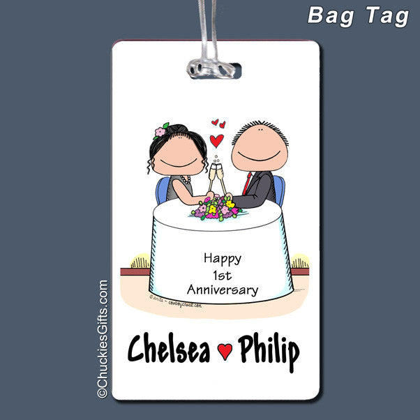 Anniversary Bag Tag | Value Collection