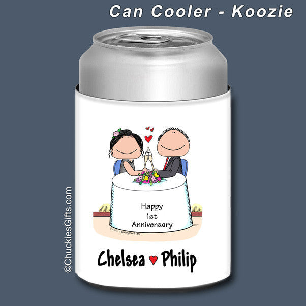 Anniversary Can Cooler | Value Collection